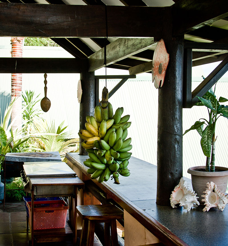 Mango Lodge self catering Seychelles
